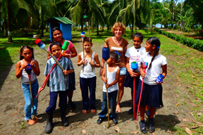 Volunteer Project in Pacuare Costa Rica